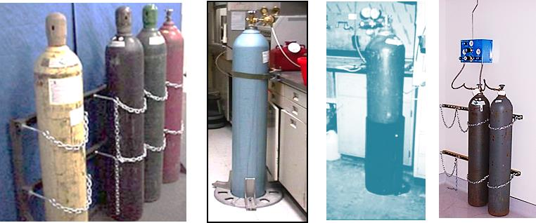 Methods to Secure Cylinders