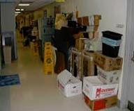 stairwell storage