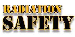 Radiation Safety logo