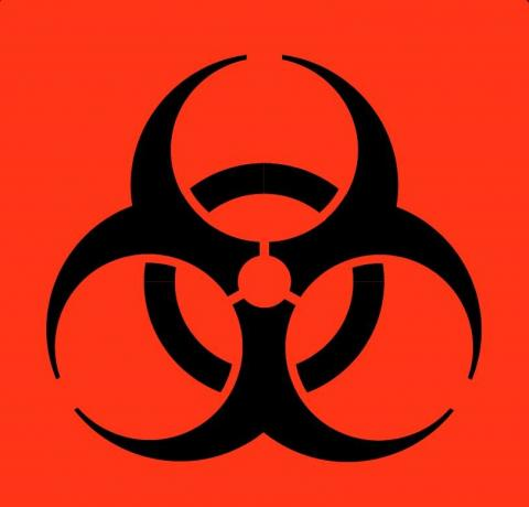 Bio Safety Logo