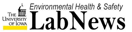 Environmental Health & Safety LabNews Logo